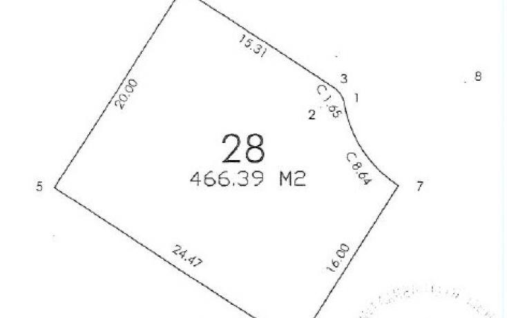 Foto de terreno habitacional en venta en, ejido de chuburna, mérida, yucatán, 1049153 no 01