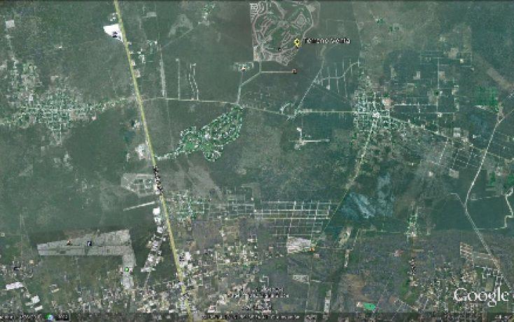Foto de terreno habitacional en venta en, ejido de chuburna, mérida, yucatán, 1049153 no 03