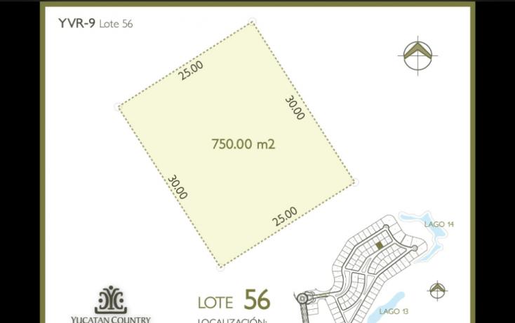 Foto de terreno habitacional en venta en, ejido de chuburna, mérida, yucatán, 1095309 no 02