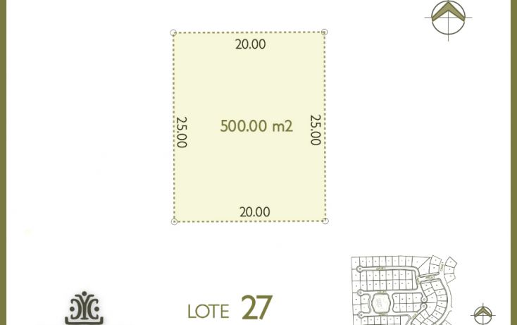 Foto de terreno habitacional en venta en, ejido de chuburna, mérida, yucatán, 1108653 no 03