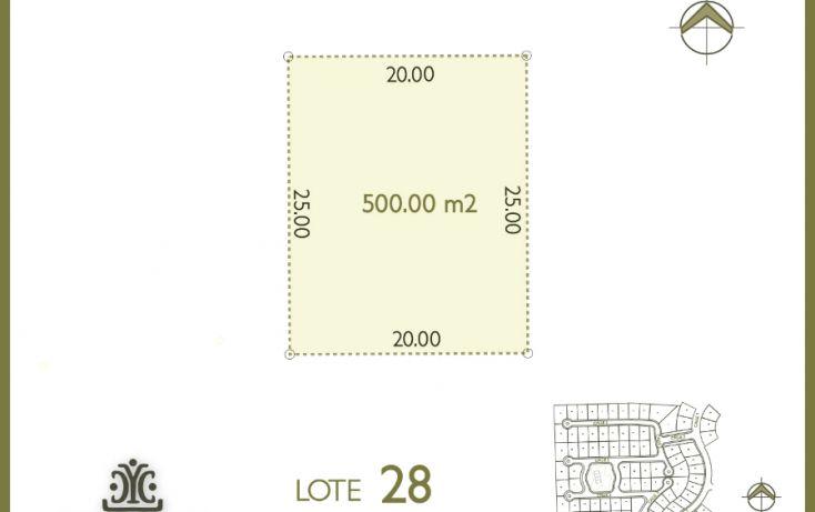 Foto de terreno habitacional en venta en, ejido de chuburna, mérida, yucatán, 1108653 no 04