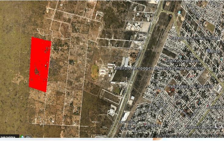 Foto de terreno habitacional en venta en  , ejido de chuburna, mérida, yucatán, 1115297 No. 01