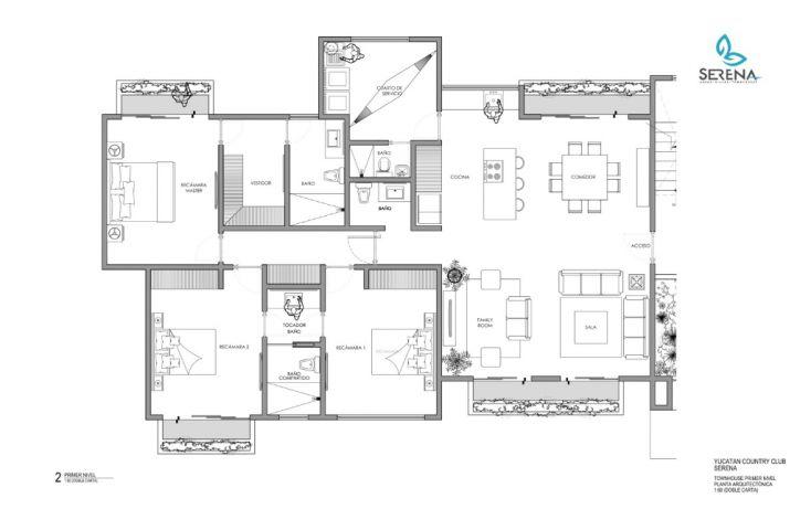 Foto de casa en venta en, ejido de chuburna, mérida, yucatán, 1170463 no 11