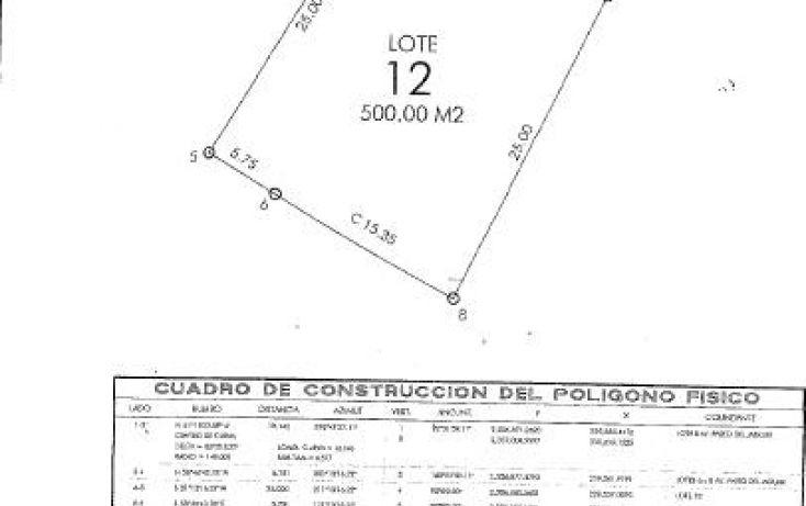 Foto de terreno habitacional en venta en, ejido de chuburna, mérida, yucatán, 1175077 no 02