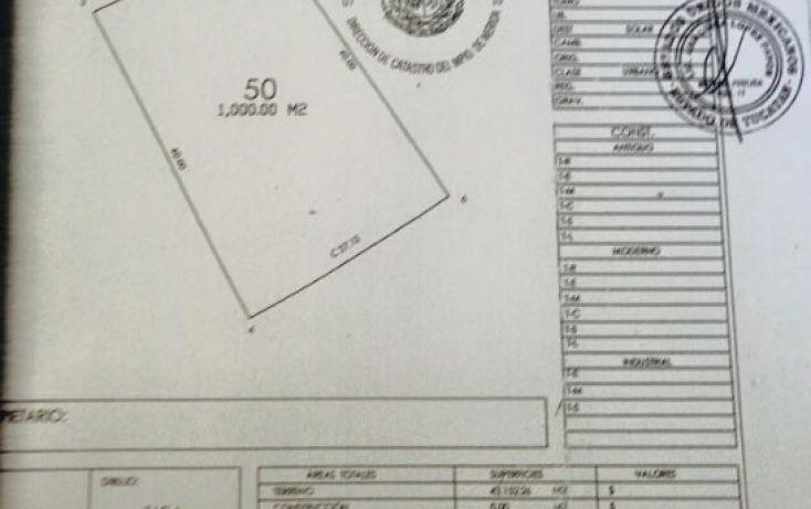 Foto de terreno habitacional en venta en, ejido de chuburna, mérida, yucatán, 1189063 no 05