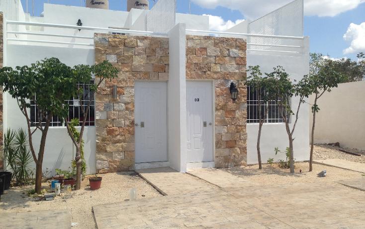 Foto de departamento en renta en  , ejido de chuburna, mérida, yucatán, 1257493 No. 01