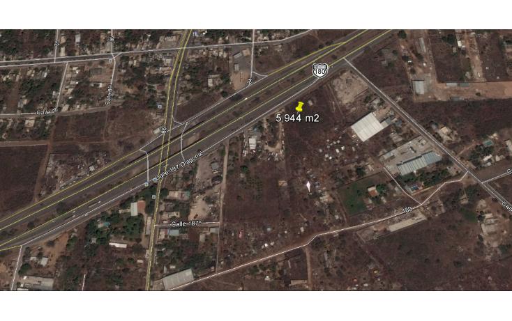 Foto de terreno comercial en renta en  , ejido de chuburna, m?rida, yucat?n, 1261645 No. 02