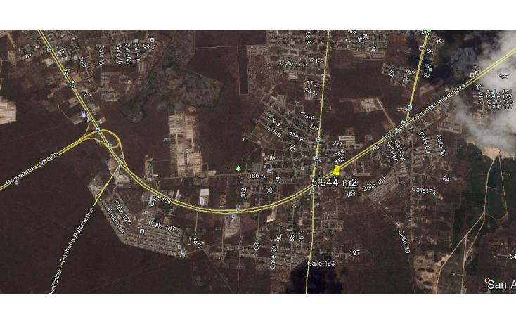 Foto de terreno comercial en renta en  , ejido de chuburna, m?rida, yucat?n, 1261645 No. 03