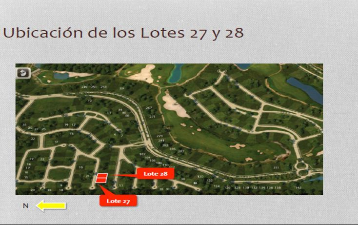 Foto de terreno habitacional en venta en, ejido de chuburna, mérida, yucatán, 1311413 no 04