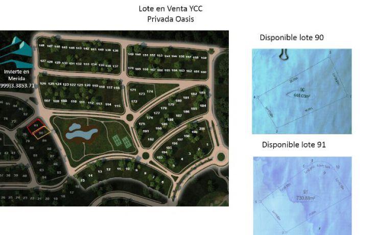 Foto de terreno habitacional en venta en, ejido de chuburna, mérida, yucatán, 1420511 no 01