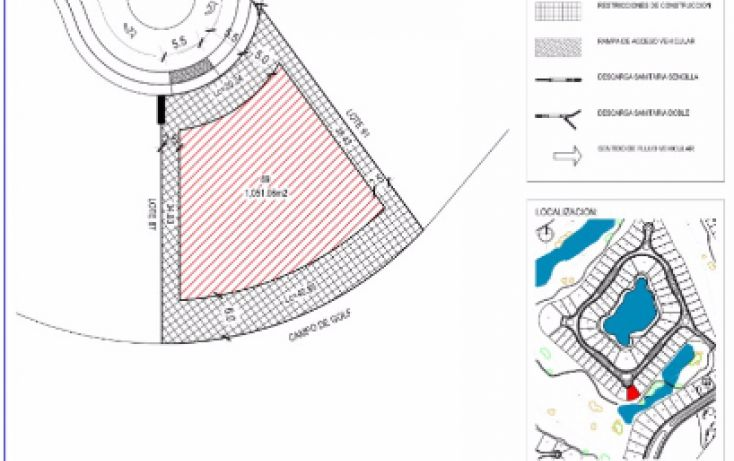 Foto de terreno habitacional en venta en, ejido de chuburna, mérida, yucatán, 1572602 no 04