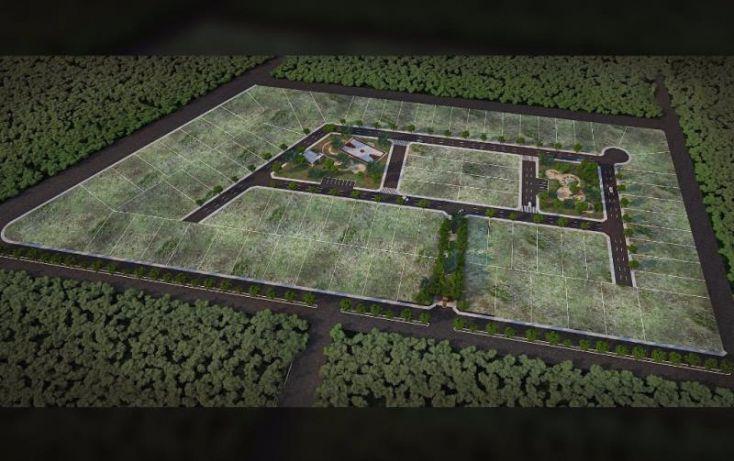 Foto de terreno habitacional en venta en, ejido de chuburna, mérida, yucatán, 1635196 no 02