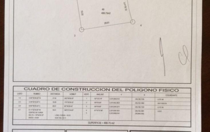 Foto de terreno habitacional en venta en, ejido de chuburna, mérida, yucatán, 1645572 no 09