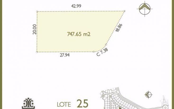 Foto de terreno habitacional en venta en, ejido de chuburna, mérida, yucatán, 1678442 no 01