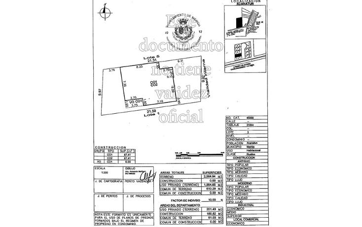 Foto de casa en venta en  , ejido de chuburna, mérida, yucatán, 1777954 No. 27