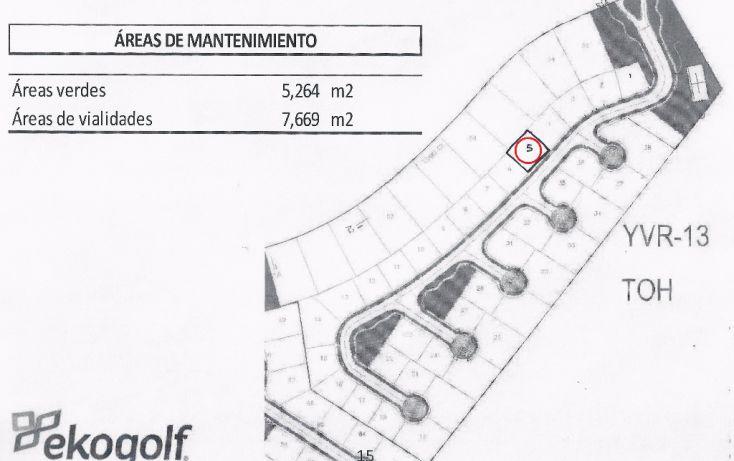 Foto de terreno habitacional en venta en, ejido de chuburna, mérida, yucatán, 1985388 no 02