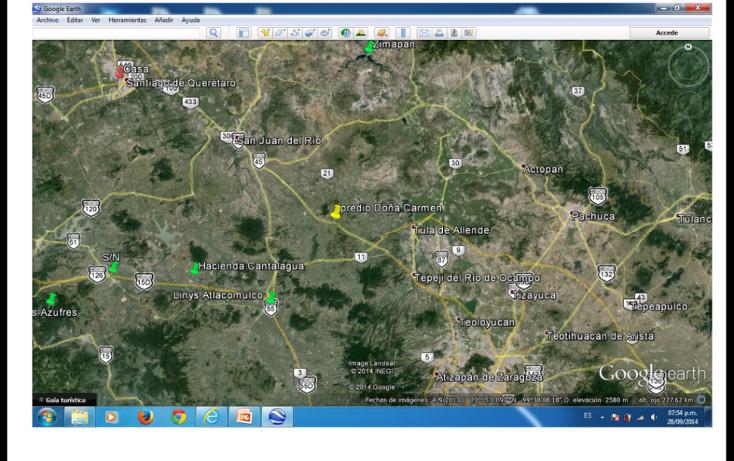 Foto de terreno comercial en venta en  , ejido de jilotepec, jilotepec, méxico, 1717962 No. 03