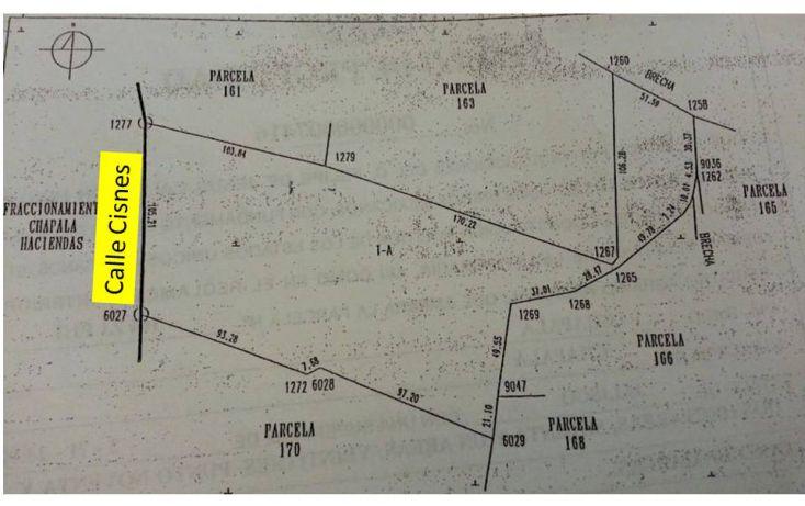 Foto de terreno habitacional en venta en ejido denominado chapala sn, chapala centro, chapala, jalisco, 1695350 no 01