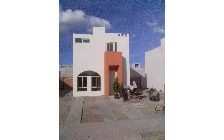 Foto de casa en venta en  , ejido el zapote, soledad de graciano sánchez, san luis potosí, 1107887 No. 01