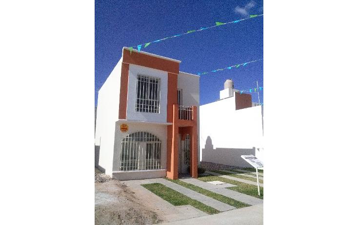 Foto de casa en venta en  , ejido el zapote, soledad de graciano s?nchez, san luis potos?, 1241123 No. 01