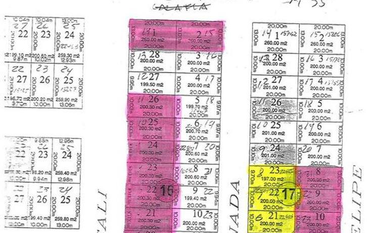 Foto de terreno habitacional en venta en  , ejido francisco villa, tijuana, baja california, 2629091 No. 01