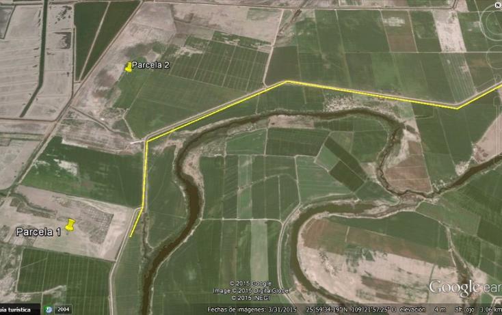Foto de terreno habitacional en venta en ejido general antonio norzagaray angulo sn, ahome centro, ahome, sinaloa, 1717062 no 01