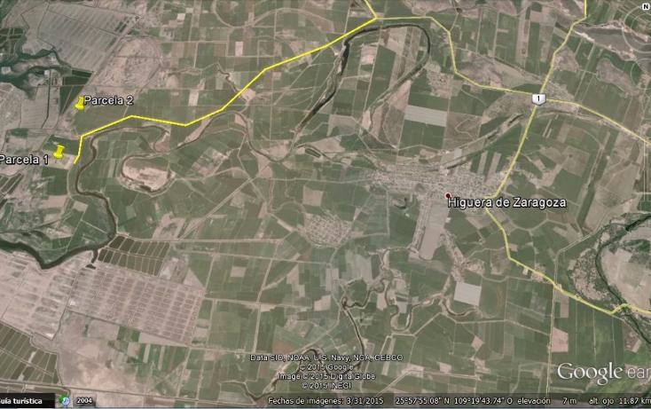 Foto de terreno habitacional en venta en ejido general antonio norzagaray angulo sn, ahome centro, ahome, sinaloa, 1717062 no 02