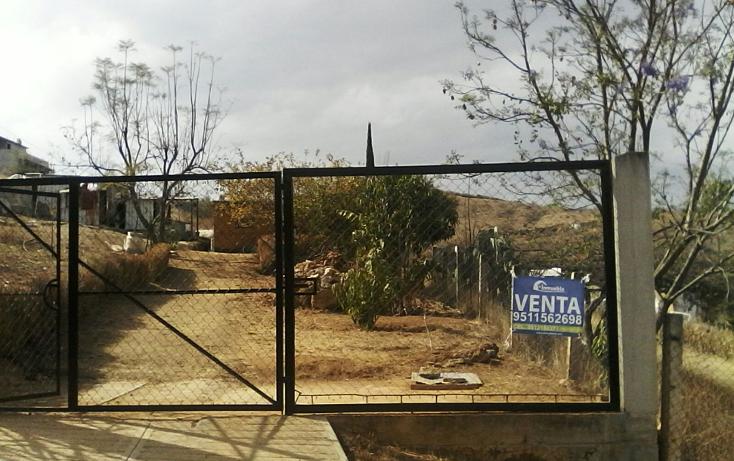 Foto de terreno habitacional en venta en  , ejido guadalupe victoria, oaxaca de juárez, oaxaca, 1694486 No. 01