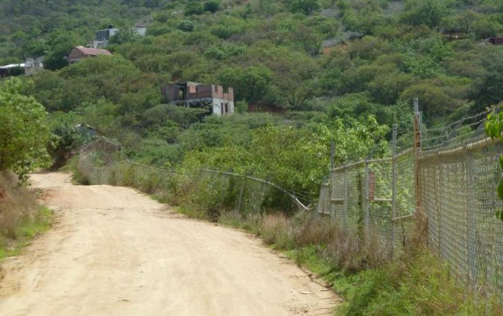 Foto de terreno habitacional en venta en  , ejido guadalupe victoria, oaxaca de juárez, oaxaca, 1935820 No. 03