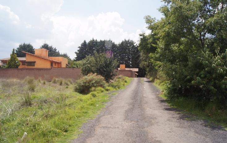 Foto de terreno comercial en venta en  , ejido la campana, ocoyoacac, méxico, 1342467 No. 03