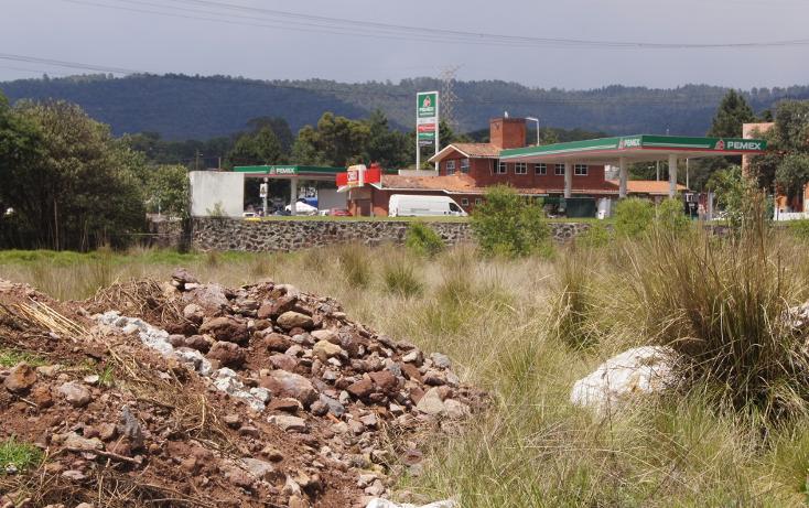 Foto de terreno comercial en venta en  , ejido la campana, ocoyoacac, méxico, 1342467 No. 04