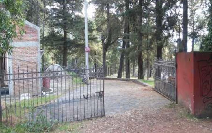 Foto de terreno comercial en venta en  , ejido la campana, ocoyoacac, méxico, 1435593 No. 01