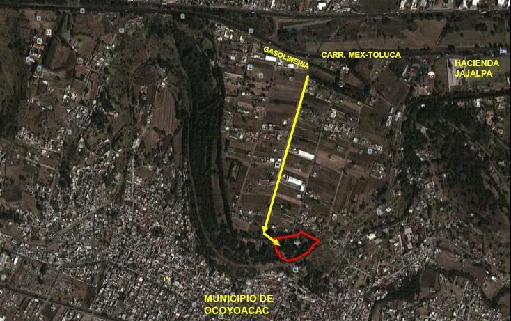 Foto de terreno comercial en venta en  , ejido la campana, ocoyoacac, méxico, 1435593 No. 03