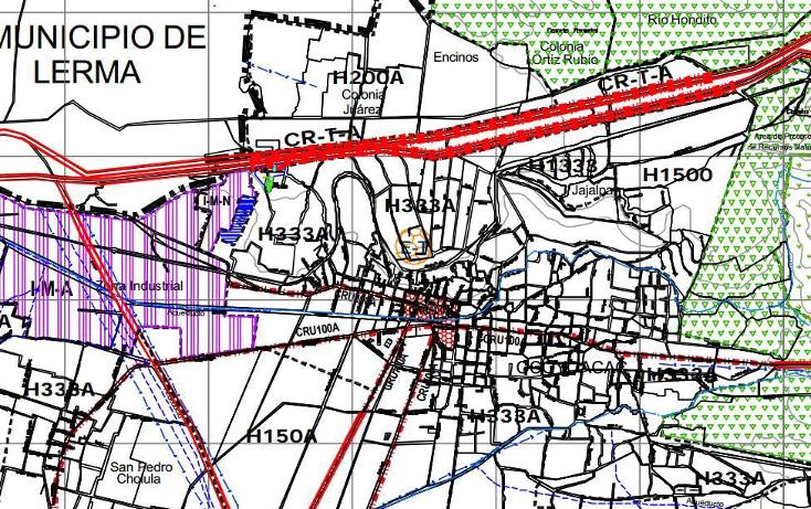 Foto de terreno comercial en venta en  , ejido la campana, ocoyoacac, méxico, 1435593 No. 05