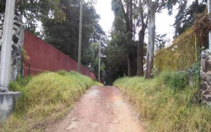 Foto de terreno comercial en venta en  , ejido la campana, ocoyoacac, méxico, 1435593 No. 06