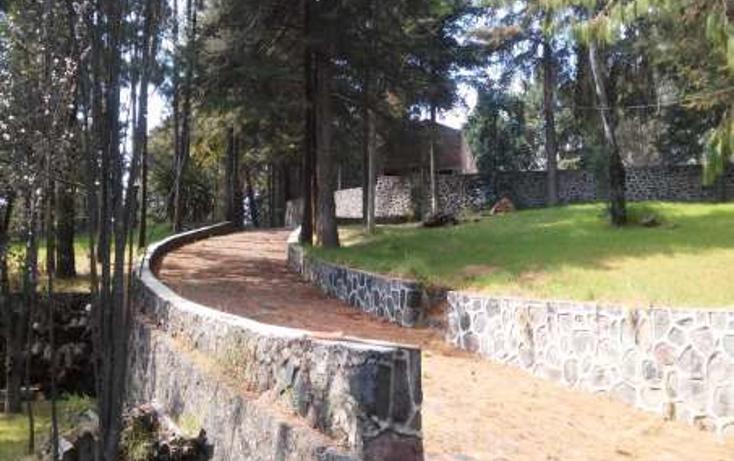 Foto de terreno comercial en venta en  , ejido la campana, ocoyoacac, méxico, 1435593 No. 08