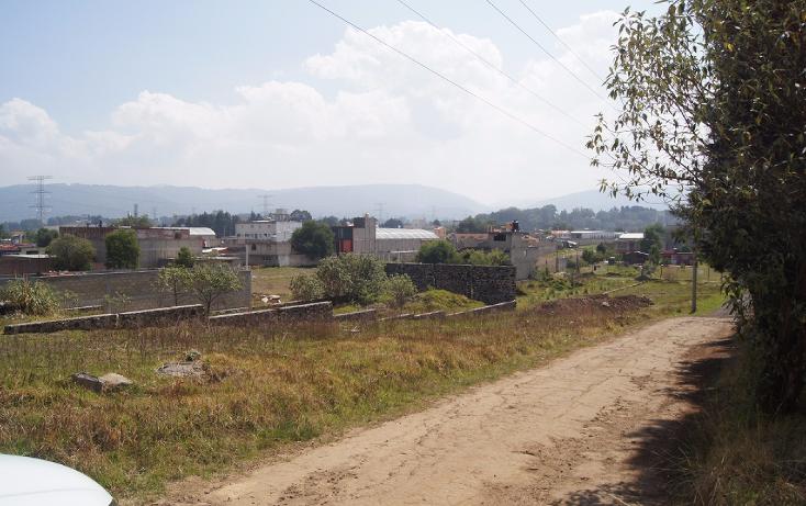 Foto de terreno comercial en venta en  , ejido la campana, ocoyoacac, méxico, 1866268 No. 04