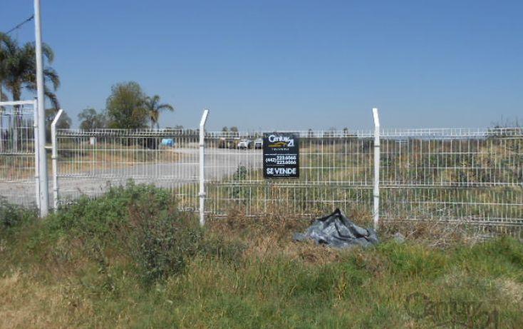 Foto de terreno habitacional en venta en ejido la tinaja parcela 127 127, la tinaja de la estancia, querétaro, querétaro, 1798817 no 01