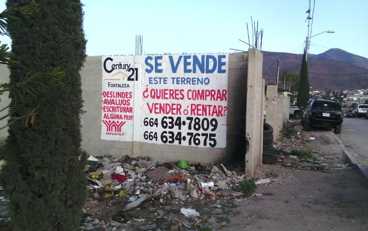 Foto de terreno habitacional en venta en  , ejido matamoros, tijuana, baja california, 1720504 No. 06