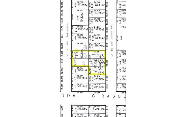 Foto de terreno habitacional en venta en  , ejido matamoros, tijuana, baja california, 1853624 No. 01