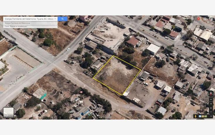 Foto de terreno comercial en venta en emiliano zapata , ejido matamoros, tijuana, baja california, 897389 No. 02