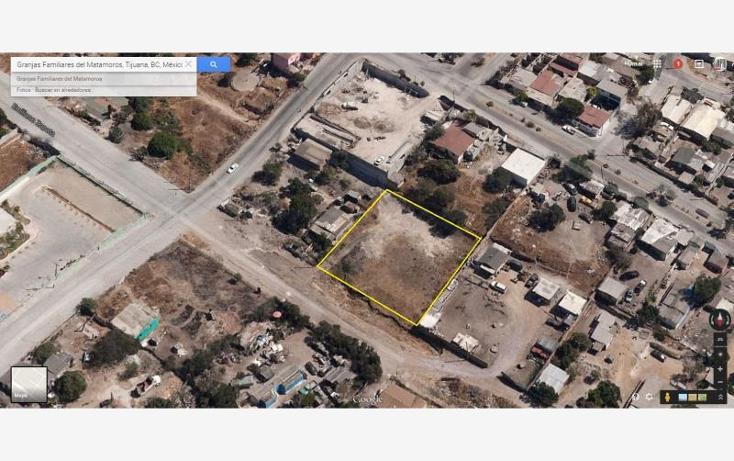 Foto de terreno comercial en venta en  , ejido matamoros, tijuana, baja california, 897389 No. 02
