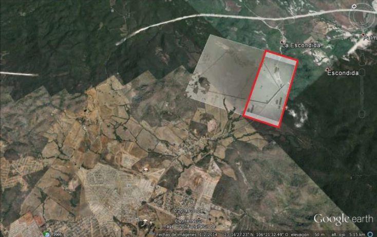 Foto de terreno habitacional en venta en ejido palmillas 24, ejidal, mazatlán, sinaloa, 1581974 no 01