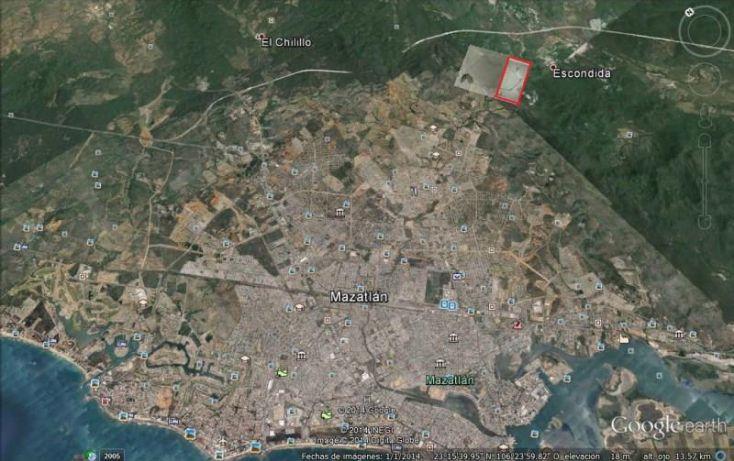 Foto de terreno habitacional en venta en ejido palmillas 24, ejidal, mazatlán, sinaloa, 1581974 no 02