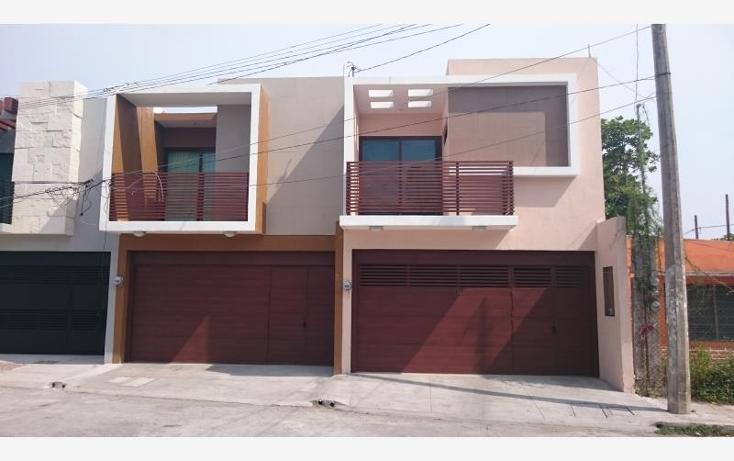 Foto de casa en venta en  , ejido primero de mayo norte, boca del r?o, veracruz de ignacio de la llave, 1335981 No. 01