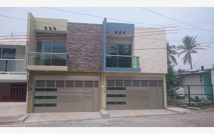 Foto de casa en venta en  , ejido primero de mayo norte, boca del río, veracruz de ignacio de la llave, 1335983 No. 01