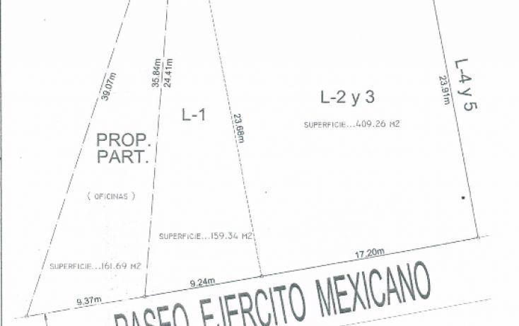 Foto de terreno comercial en renta en, ejido primero de mayo sur, boca del río, veracruz, 1548338 no 02