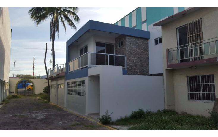 Foto de casa en venta en  , ejido primero de mayo sur, boca del río, veracruz de ignacio de la llave, 2035866 No. 01