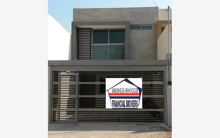 Foto de casa en venta en  , ejido primero de mayo sur, boca del r?o, veracruz de ignacio de la llave, 539731 No. 01