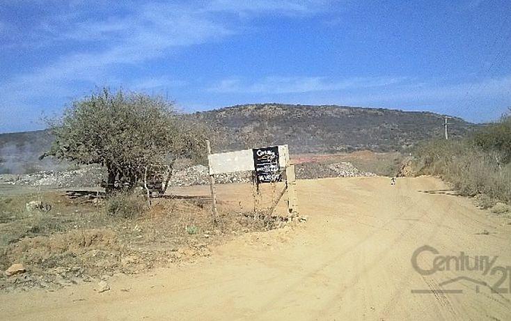 Foto de terreno habitacional en venta en ejido san francisco parcela 8, la noria, huimilpan, querétaro, 1798851 no 01